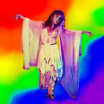 Rainbow River Stevie by JLHDesign