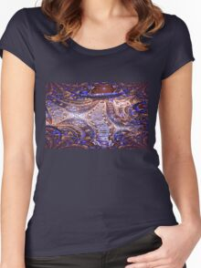 Escalating Madness Women's Fitted Scoop T-Shirt