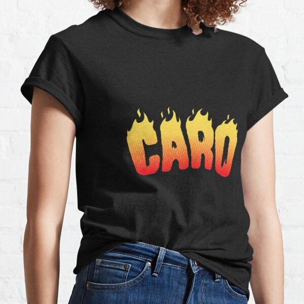 Bad Bunny Caro Camiseta clásica