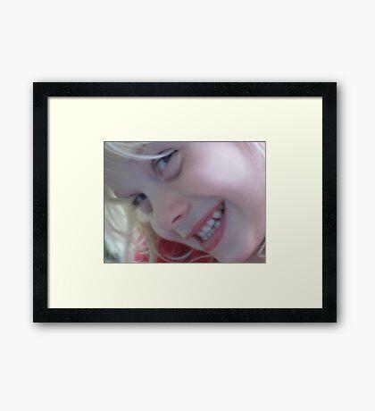 Pure Joy Framed Print