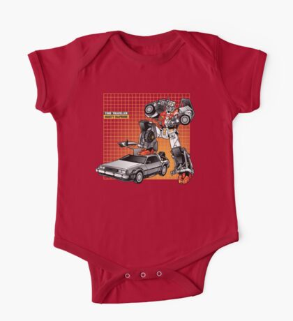 Marty McPrime (New Version) Kids Clothes