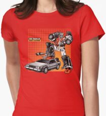 Marty McPrime (New Version) Women's Fitted T-Shirt