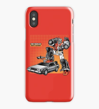 Marty McPrime (New Version) iPhone Case
