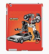Marty McPrime (New Version) iPad Case/Skin