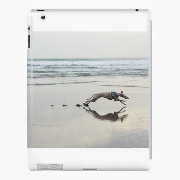 Beach Lurcher iPad Snap Case