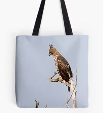 Changeable Hawk Tote Bag