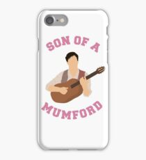 Son of a mumford iPhone Case/Skin