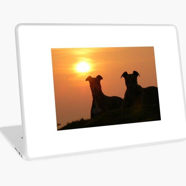 Sighthound Sunset Laptop Skin