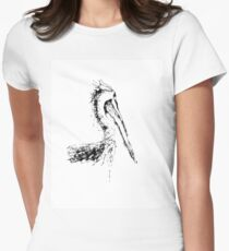 Pelican Tee Womens Fitted T-Shirt