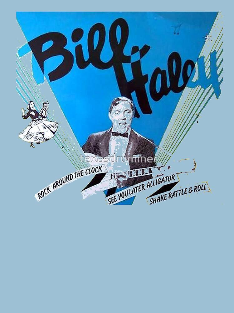 Bill Haley by texasdrummer