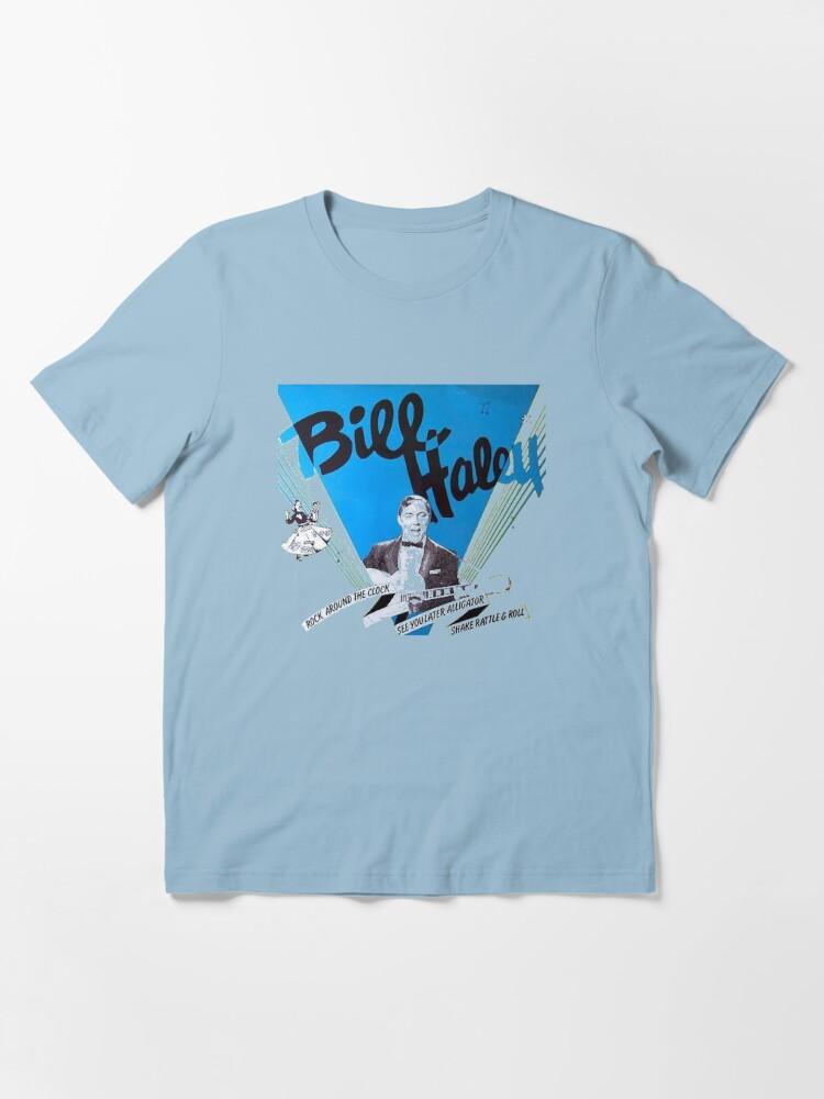 Alternate view of Bill Haley Essential T-Shirt