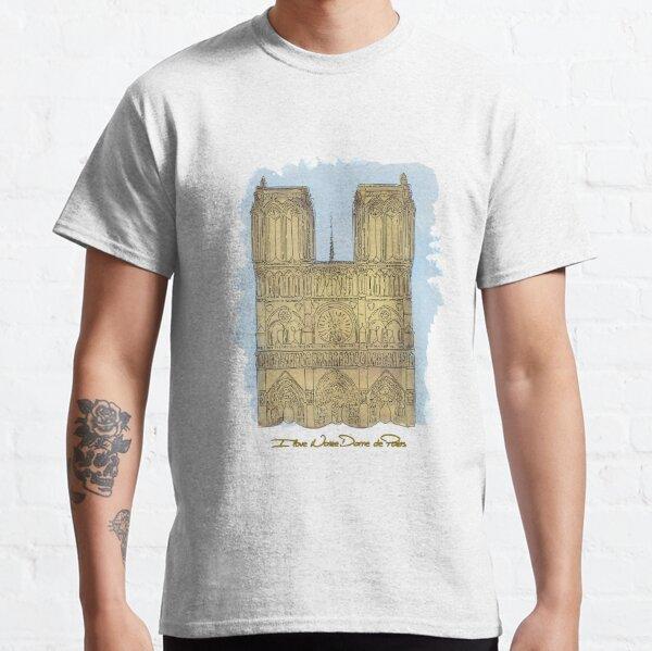 Notre Dame de Paris Classic T-Shirt