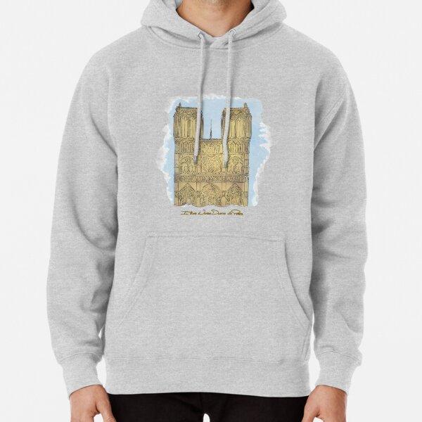 Notre Dame de Paris Pullover Hoodie