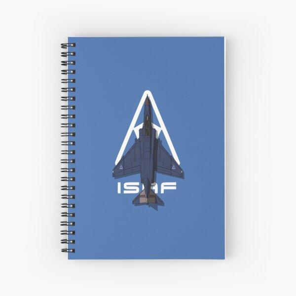 Mobius 1: Classic F-4 Version Spiral Notebook