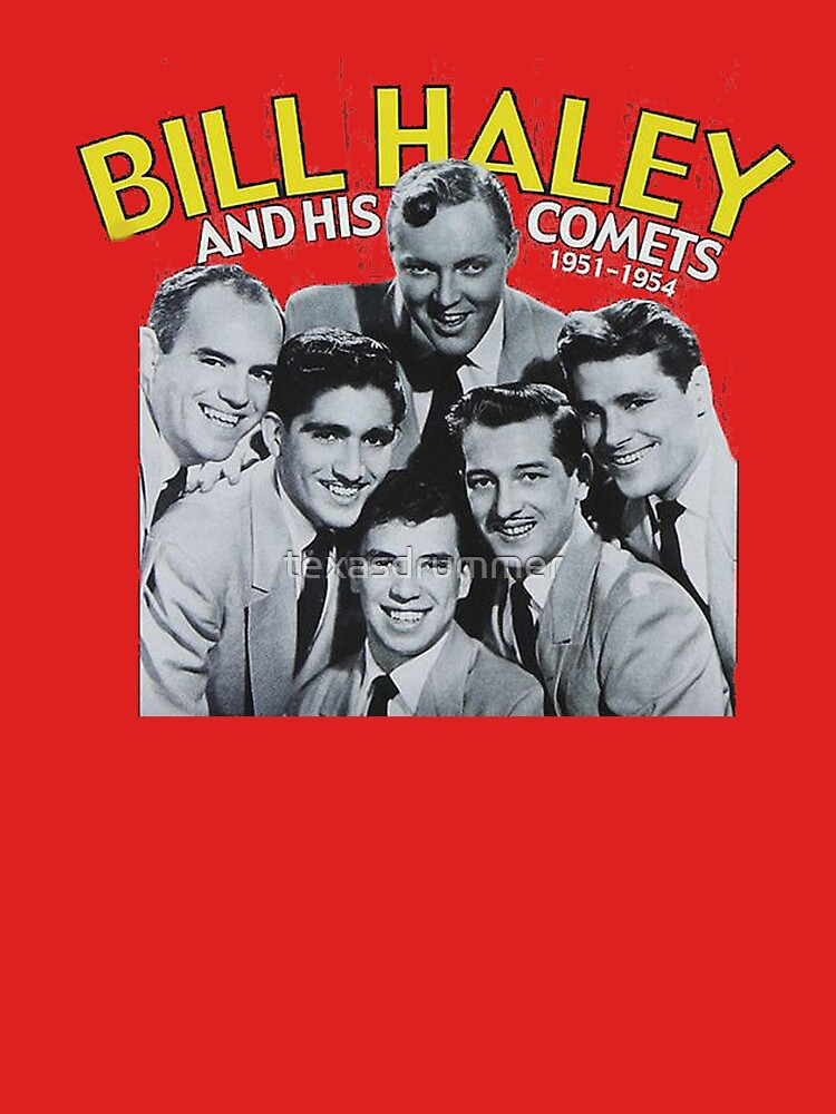 Bill Haley & The Comets by texasdrummer