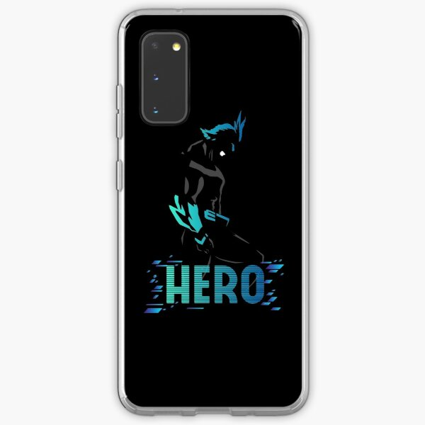 Hero - All Might Samsung Galaxy Soft Case