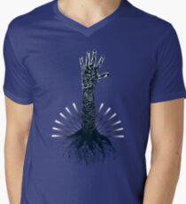 Rise Mens V-Neck T-Shirt