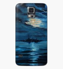 Dragon over Laketown Case/Skin for Samsung Galaxy