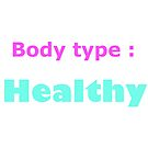 Body Type by MarleyArt123