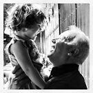 Father-daughter love by Etty Isaac