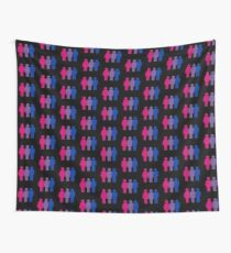 Bisexual Love Wall Tapestry