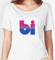 bi tricolor Relaxed Fit T-Shirt