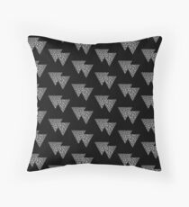 Bisexual Triangles Floor Pillow