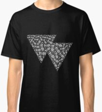 Bisexual Triangles Classic T-Shirt