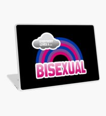Everybody loves a Bisexual Laptop Skin