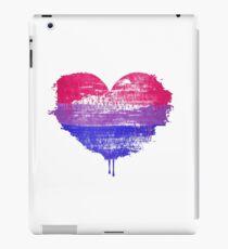 Bisexual Pride Heart iPad Case/Skin