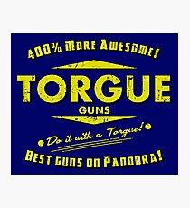 Torgue Guns Photographic Print