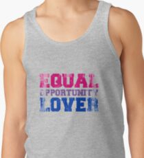 Equal Opportunity Lover Tank Top