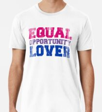 Equal Opportunity Lover Premium T-Shirt