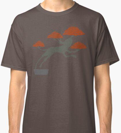 Bonsai Lion Escapes Classic T-Shirt