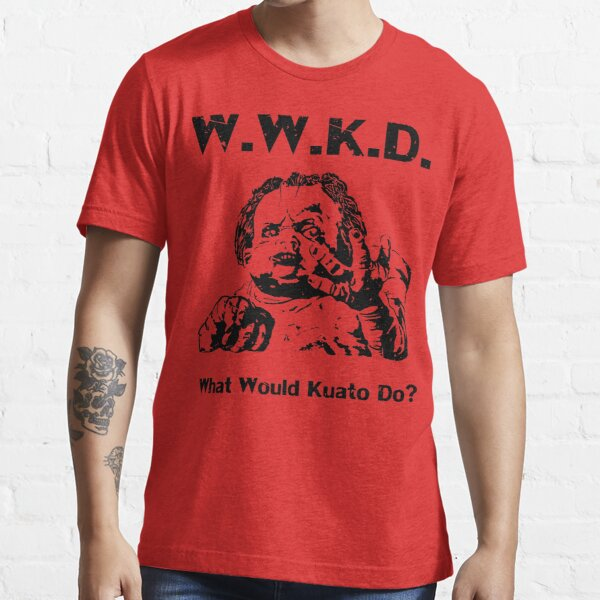 What Would Kuato Do? - Dark Essential T-Shirt