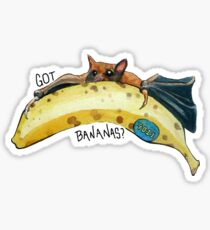Got Bananas? Sticker