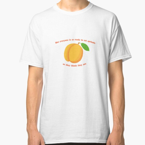 James Acaster - Aipricot Classic T-Shirt