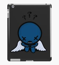 The Binding of Isaac - ??? (Blue Baby) Minimal iPad Case/Skin
