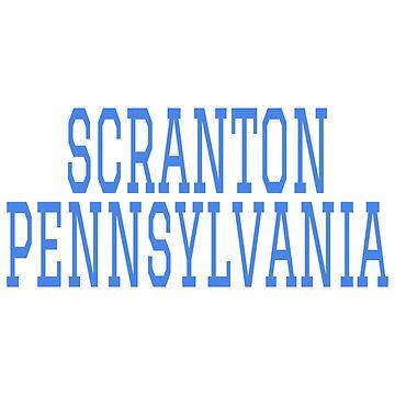 Scranton Pennsylvania  by TheBoyTeacher