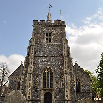 St Mary's Church, Essendon, Hertfordshire ~ April 2010 by SCreary
