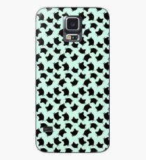 minty cats Case/Skin for Samsung Galaxy