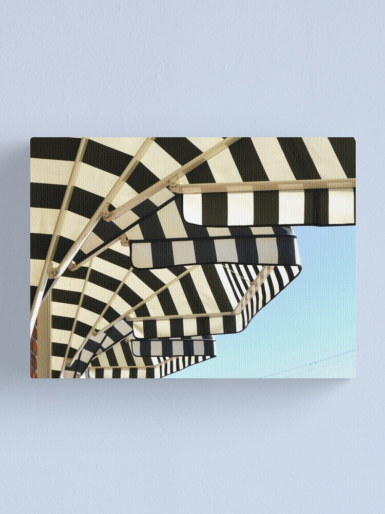 Alternate view of Awning (3) Canvas Print
