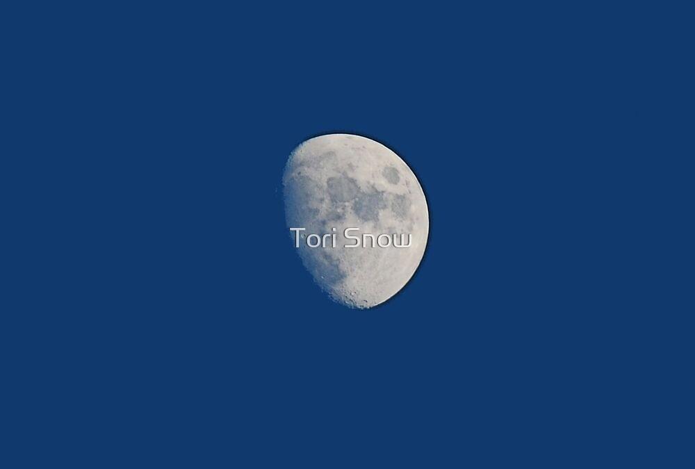 Three Quarters Moon by Tori Snow