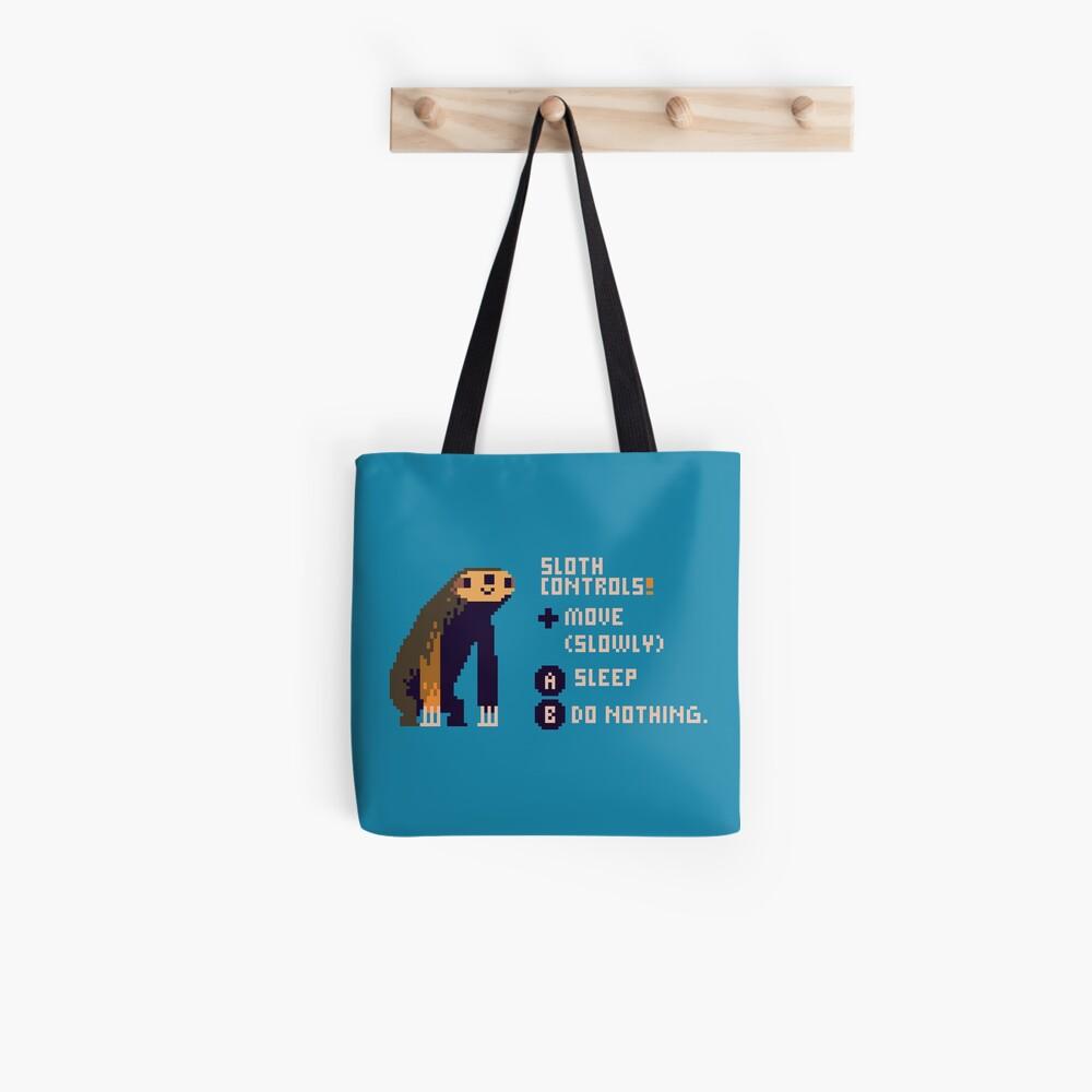 sloth controls! Tote Bag