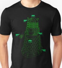 Exterminate the Robot - Dark T-Shirt
