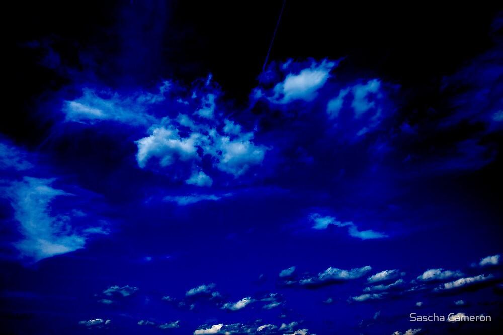Blues by Sascha Cameron