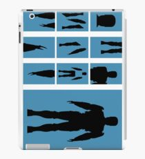Anatomy of a Good Cop iPad Case/Skin