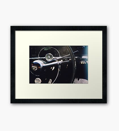 champion Framed Print