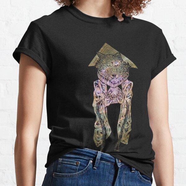 Galaxy Kitsune Classic T-Shirt