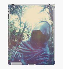 Haunted Statue iPad Case/Skin